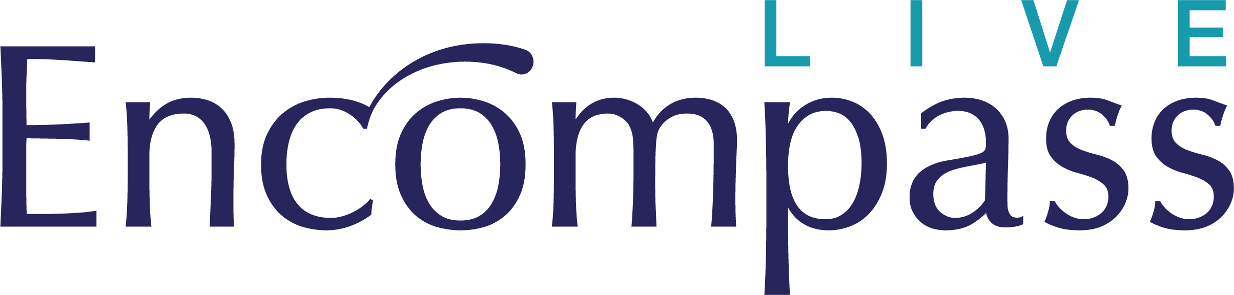 encompass live logo